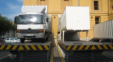 Transport and storage systems